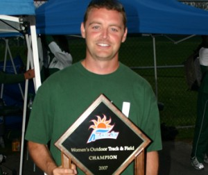 Jacksonville University Head Coach, Ron Grigg