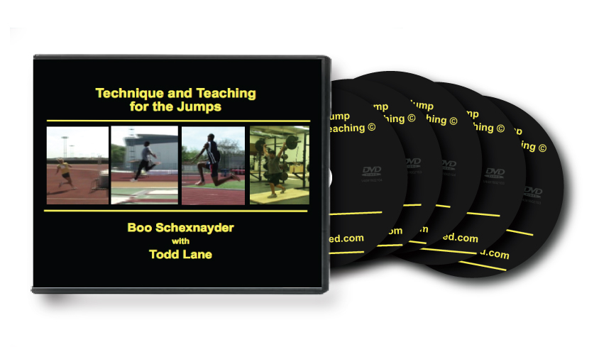 Boo Schexnayder's Jumps Training Package