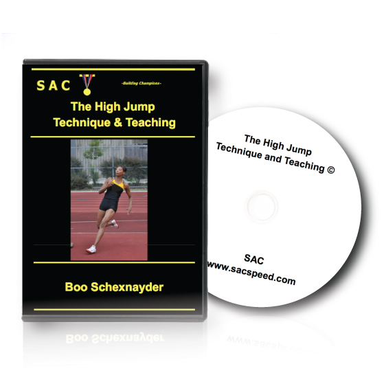 High Jump - Technique and Teaching DVD