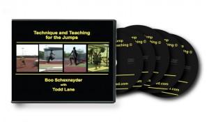 Schexnayder CompleteTechTeachJumpingEvents Complete T&T Jumps 5 DVD
