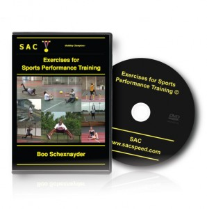 Schexnayder ExercisesforSportsPerformance DVD Performance Exercises DVD