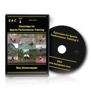 Schexnayder ExercisesforSportsPerformance DVD Complete T&T Jumps 5 DVD