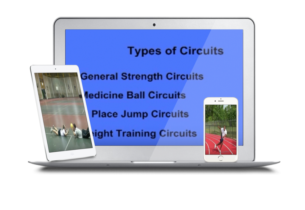 Circuit Training: Design & Administration - Boo Schexnayder