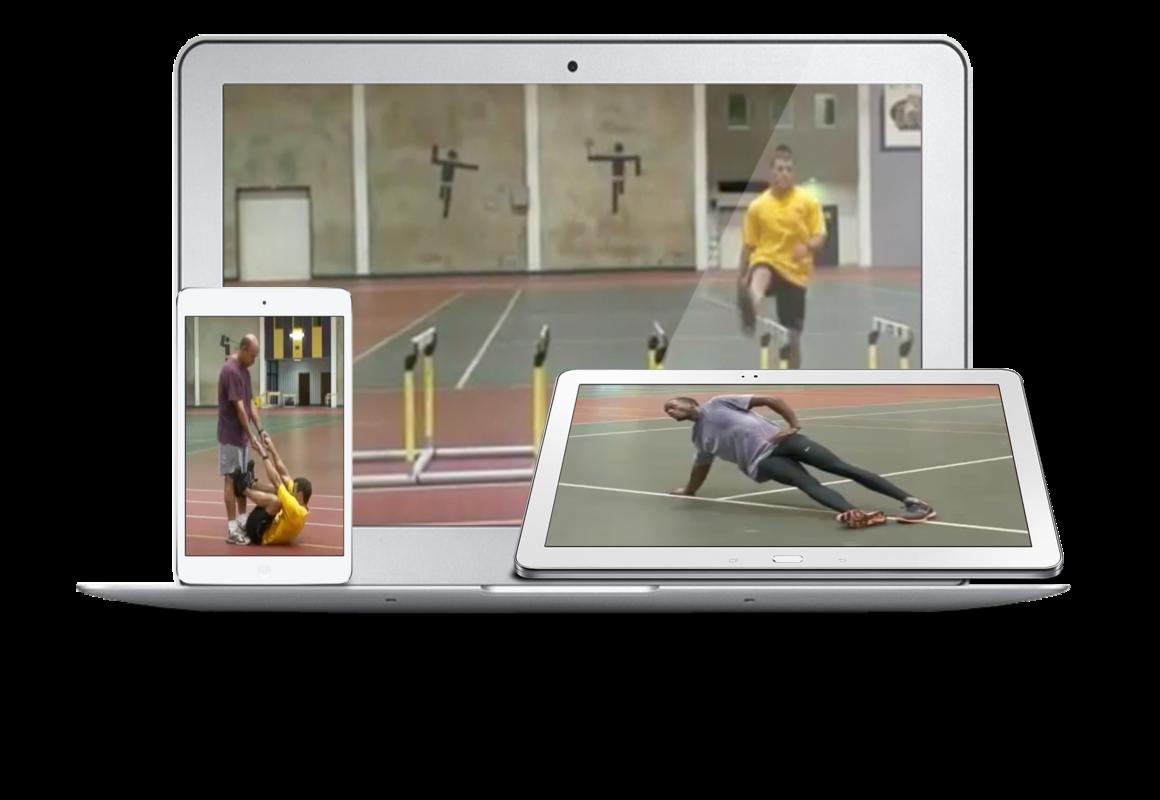 exercisepack Performance Exercises DVD