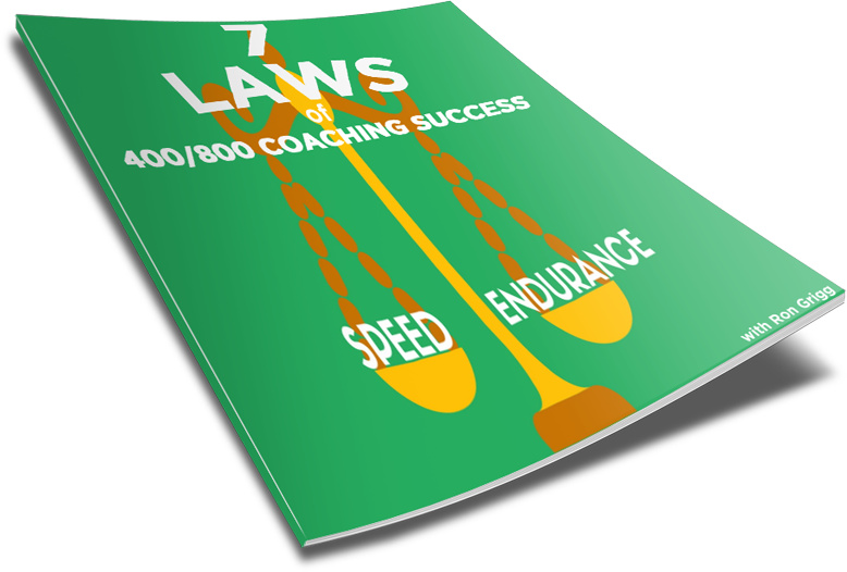 Ron Grigg - 7 Laws of 400 / 800 Success