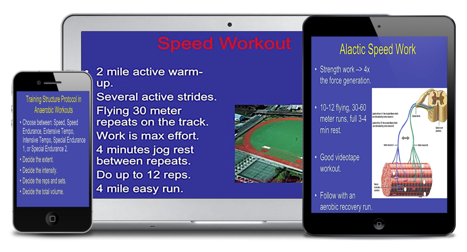 Speed Training for Distance Runners