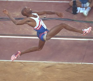 Coaching the Long Jump