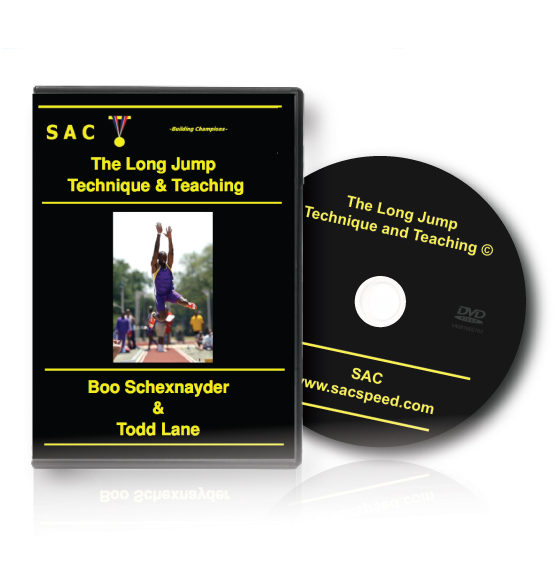 Long Jump - Technique and Teaching DVD