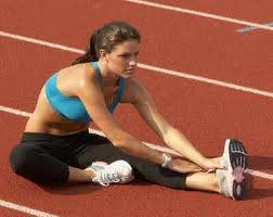 Mid distance runners should only do static stretching post workout
