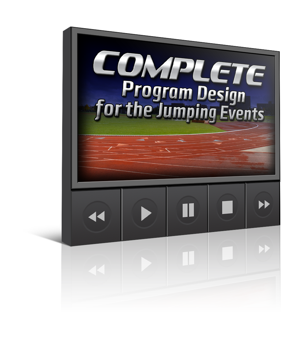 Complete Training for the Jumping Events