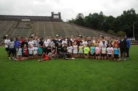 summer distance running camps