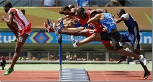 hurdle training