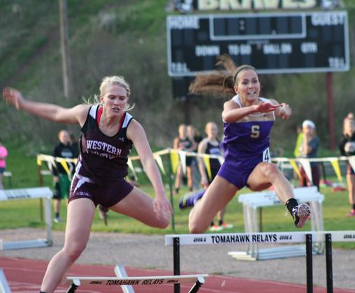 Fear of hitting the hurdle due to a prior hurdle hit can cause hesitation in your sprint hurdler