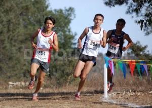 cross country runners