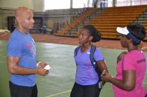 Summer Track and Field camp