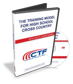 The Training Model for High School Cross Country with Scott Christensen
