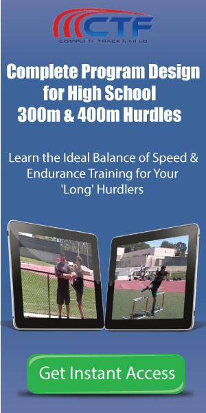 workouts for 300 hurdles 400 hurdles