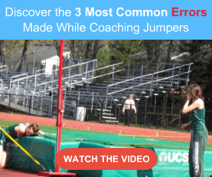 3 Most Common Errors in Coaching the Jumps - Boo Schexnayder