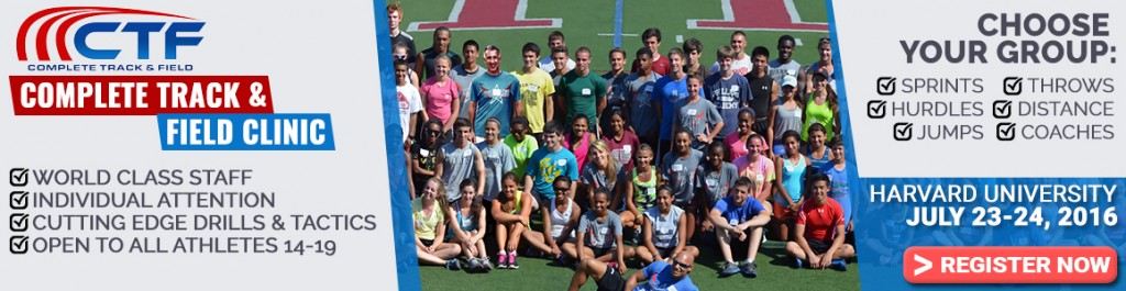 2016 Complete Track and Field Summer Camp