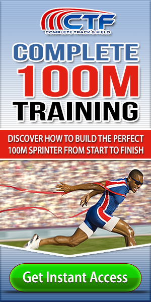 100 meter workouts