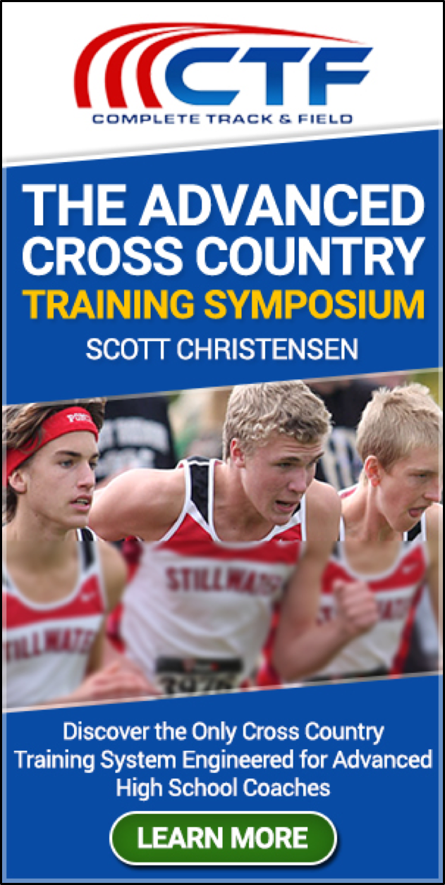 Advanced Cross Country Training Symposium - Scott Christensen