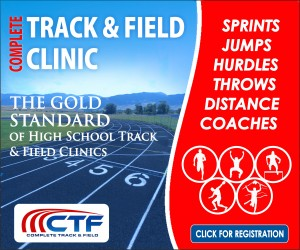 summer track and field camp, summer track and field clinic