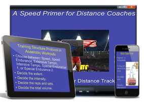 Speed Development for Distance Runners - Scott Christensen