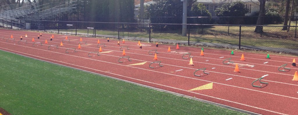 Wicket Drill Set Up